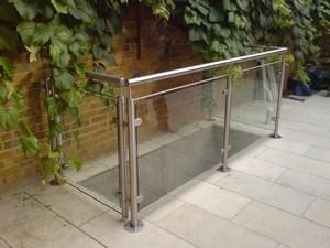 Balustrade/Handrails