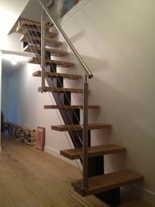 Bespoke staircase London