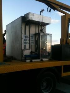 de iceing rig